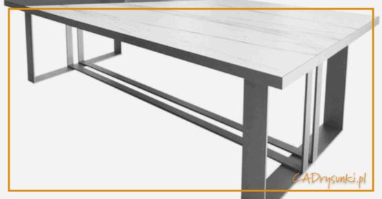 Meble industrialne na zamówienie czyli stoły, biurka itp